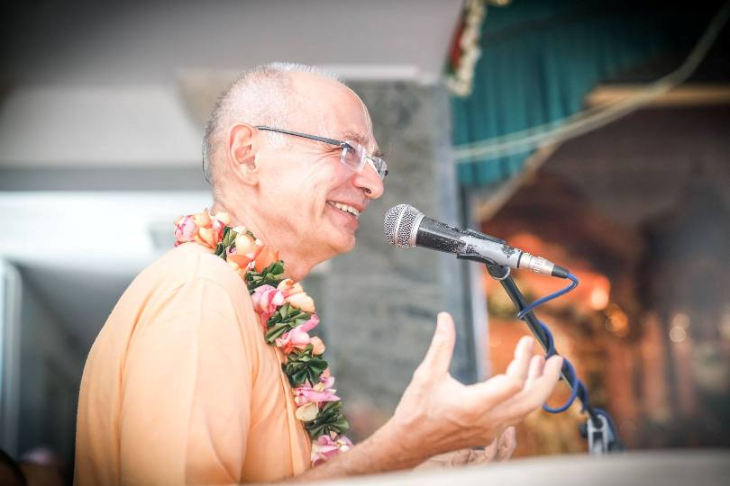 Духовный учитель открывает мантру
