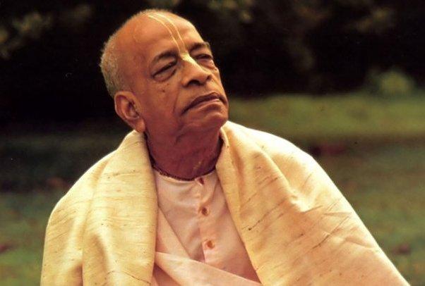 Шрила Прабхупада - истинный духовный учитель