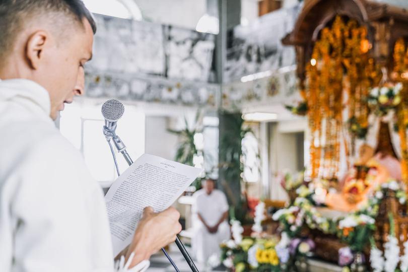 Вера в духовного учителя