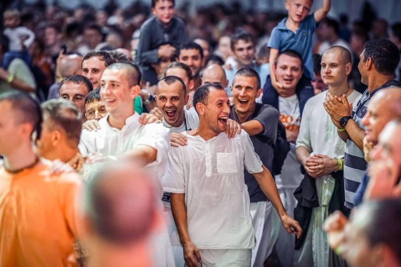 Фундамент духовной практики - эмоции благости