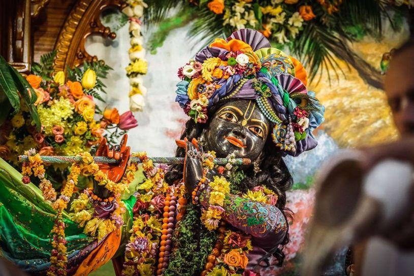 Кришна - Исполнитель всех желаний