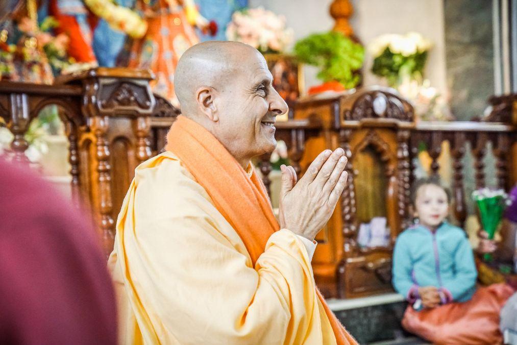 Радханатха Свами - один из духовных учителей в вайшнавской традиции