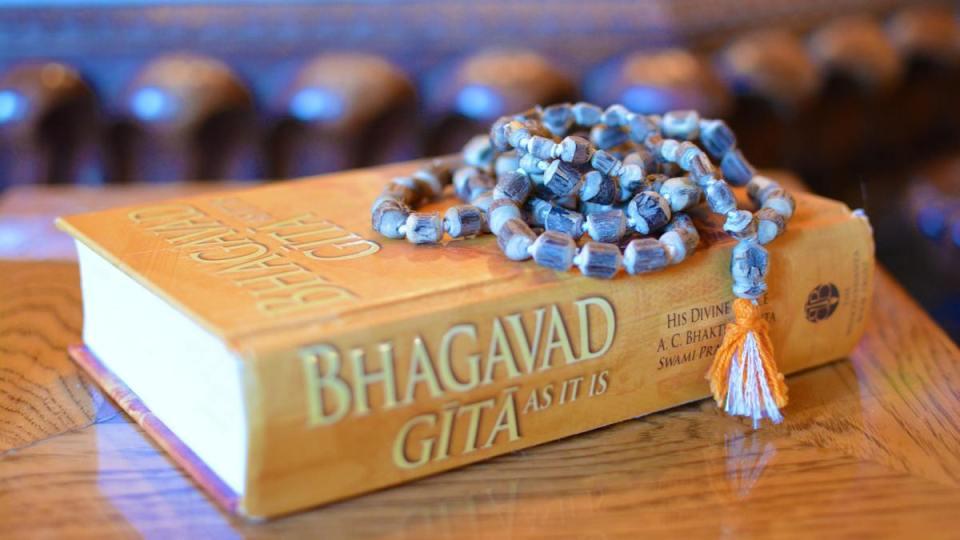 Бхагавад гита рассказывает все про счастье